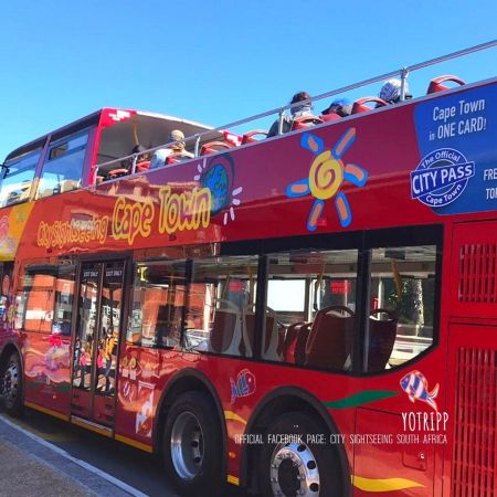 City Sightseeing Cape Town: Open Top Red Bus Tours