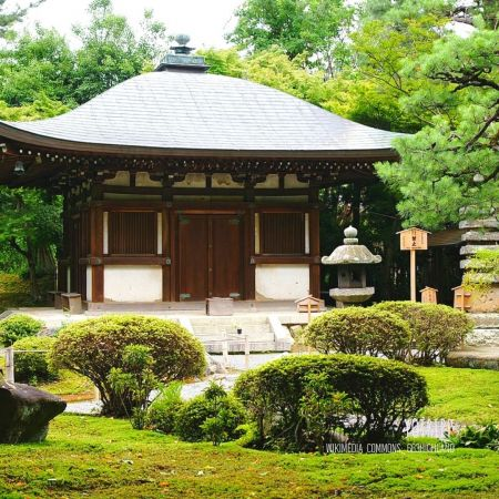Hakusasonnsou in Kyoto, Kyoto prefecture, Japan 日本語: 白沙村荘。所在地は京都府京都市