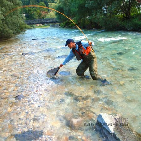 Angling, fly fishing