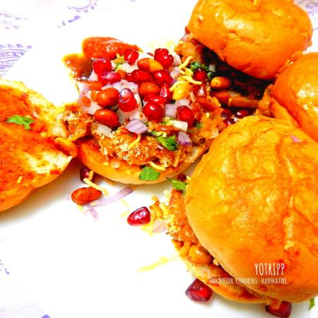 Try Delicious Dabeli at Happy Street Law Garden