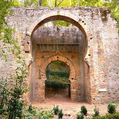 Spain Alhambra Andalusia Granada Nasrid Architecture Palace Tours