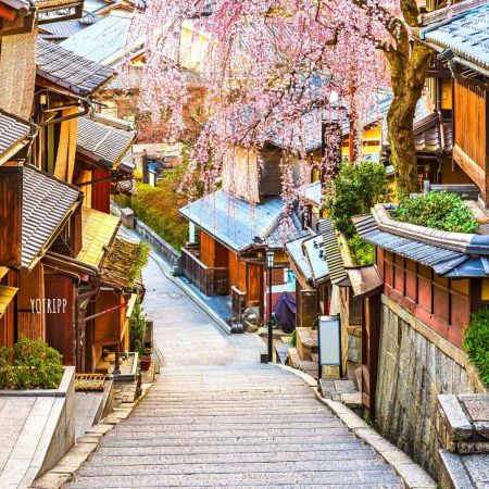 Beautiful & Inviting Charms of Old Kyoto
