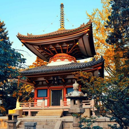Kyoto's hidden temples and shrines