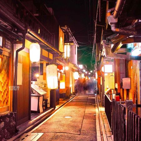 Kyoto's Hidden Back Streets for Crafts and Boutique Shops